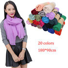 Hot New Style Scarves Lady Women Long soft cotton Scarf Wrap Shawl Stole 0.99