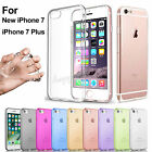 For iPhone 7 6 6S Case Transparent Crystal Clear Case Gel TPU Soft Cover Skin