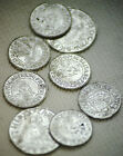 Living History-Re enactment-17th-18th Century PIRATE COINS 2 Crowns 6 Shillings