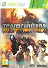 Transformers: Fall of Cybertron Microsoft Xbox 360 12+ Action Game