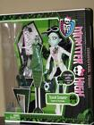 Monster High SCARAH SCREAMS WHITE EYES DOLL NEW LOVE Fashion 3 Gore-geous outfit