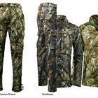 Game Camo Tecl-wood Softshell Jacket or Stealth Trousers. Hunting / Shooting