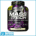 Muscletech Mass Tech 3.2kg Performance Series Advanced Mass Gainer BEST PRICE
