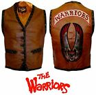The Warriors Movie Real Leather Vest/Jacket