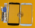 """For LG K10 LTE 5.3""""K430N Replacement Front Outer Screen Glass Lens Part 2016"""
