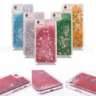 Luxury Glitter Star Liquid Back Phone Case Cover for iPhone 7 6S Samsung Galaxy