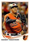 2013 Topps Mini Baseball Singles Card #s 201 - 400 - YOU PICK