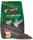 Extra Select Black Sunflower Seed Wild Birds