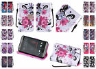 For HTC Desire 530 Premium Design PU Leather Wallet Cover Case