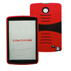 """For LG G PAD 8.0 8"""" tablet Case Kids Armor Protective Hybrid Kickstand Box Cover"""
