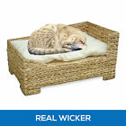 Indoor Pet Bed Dog Puppy Hammock Mat Soft Cushion House Cat Washable Mattress