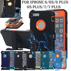 Shockproof Heavy Duty Defender Case For iPhone 7/7 Plus/6/6s/6 s Plus USA