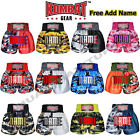 NTW Kombat Custom Muay Thai Boxing Shorts Customize Free Add Name K2 Personalize