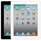 "Apple iPad 3rd Generation 16/32/64GB Wi-Fi or Cellular Unlocked 9.7"" Black/White"