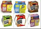 151 ADHESIVE TAPE Aluminium,Carpet ,12 Different types UK Seller/Free shipment