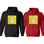 Couple matching hoodies Snapchat Snap King Snap Queen Valentine's day Jacket