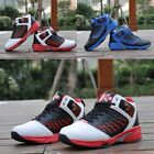 Men's Fashion High Top Sneaker Running Athletic Sport Basketball Casual Shoes