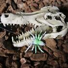 Reptile Snake Turtle Vivarium Rock Caves Aquarium Ornament Fish Tank Decor