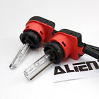 Aliens Genuine OEM D2S D2R HID Xenon Replacement Headlight Bulbs All color