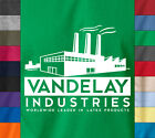 VANDELAY INDUSTRIES T-Shirt Seinfeld Costanza 90's TV Sitcom - 100% Ringspun Tee image