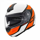 New 2017 Schuberth C3 Pro Echo Orange Motorcycle Helmet