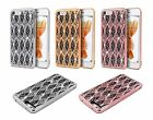 Luxury Bling Chrome Crystal Diamond TPU Case Cover for Apple iPhone 7 / 7 Plus