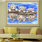 Hot DIY 5D Diamond Canvas Embroidery Painting Cross Stitch Home Wall Decor Craft