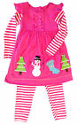 Good Lad NWT Boutique Christmas Dress and Leggings Set in Multiple Sizes