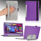 """Luxury Slim PU Leather Folio Case Cover Stand For Lenovo Yoga Tablet 2 PRO 13.3"""""""