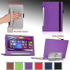 Luxury Slim PU Leather Folio Case Cover Stand For Lenovo Yoga Tablet 2 PRO 13.3""