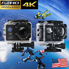 WiFi Ultra 4K 1080P Car Waterproof Sports DV Camera Camcorder On Sale