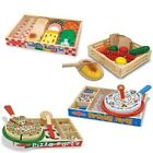 Melissa & Doug Wooden Toys Stack & Sort Magnetic Letters Puzzles Felt Food