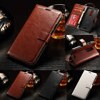 Внешний вид - PU Leather Wallet Stand Cover Shockproof Case for For Motorola Moto series phone