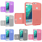 WHOLESALE 5X LOT For Google PIXEL XL Crystal Transparent TPU Cover Case