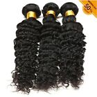 Discount 3 Bundles Deep Curly Wave Weave Wet and Wavy Malaysian Deep Wave Hair