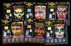 step by step skeleton face paint - Wolf Novelties Face Painting Kit, 1 Water Activated Makeup Square, 3 MU Crayons