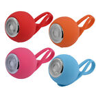 Outdoor Sports Silicone Portable Mini-card Stereo Subwoofer bluetooth Speaker