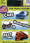 *ALL ABOUT* Children & Family DVD + FREE TOY - Construction, Cars & Trains, Farm