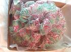 Ribbon Christmas Tree Topper Bows- Large selection and variety-fast shipping
