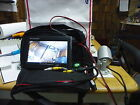 """CCTV PORABLE CANERA SECURITY 12 VOLT MONITOR 7""""W/TWO BATTERY AND VOLT METER"""