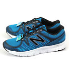 New Balance M775RB2 2E Blue & Black & White Sportstyle Cushion Running Shoes NB
