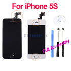 Wholesale Touch Screen Digitizer&LCD Home Button Tool All Assembly for iPhone 5S