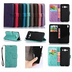 For Doogee Wiko Google Phone Strap Embossing Wallet Card Leather Case Cover GY