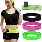 Running Cycling Belly Waist Bum Bag Fitness Jogging Belt Pouch Sports Fanny Pack