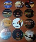 Drama DVD Lot Choose For As Low As  $1.49 Each - Discs Only No Cases or Artwork