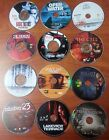 Horror & Thriller DVD Lot Choose For As Low As  $1.49 Each Discs Only No Artwork