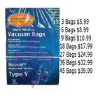Hoover Wind Tunnel Type Y Bags