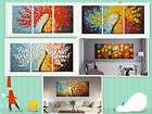 Fashion and contracted hand-painted oil painting bedroom  porch sitting room