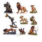 The Lion King Figures Collection Movie Simba Toy Doll 9pcs/set Cake Topper Gift