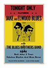 Vintage Film/Movie Poster - Blues Brothers Palace Hotel Ballroom (version 2)